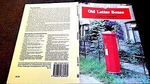 SHIRE ALBUM #188: OLD LETTER BOXES / Martin Robinson (1993)