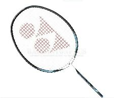 Yonex Nanoray 10F Badminton Racket Strung With 3/4 Cover 4U/G5 Light Blue