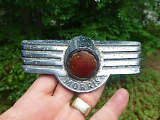 Morris Minor Rear Boot flash Trunk Emblem Badge Ornament 7'3772'0  7'3711'9