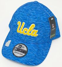 NWT UCLA Bruins New Era Sideline OnField Flex Hat Adjustable Blue Gold  Yellow 4f39e739e717