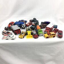 Lot Of 22 Tonka Steel Trucks Hotwheels Cars From 2002 2012