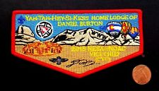 YAH-TAH-HEY-SI-KESS LODGE 66 GREAT SW COUNCIL OA PATCH NESA @ NOAC 2015 CVC