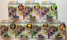 Hot Wheels Mario Kart Set of 7