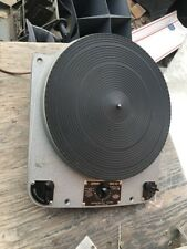 1 garrard 301 early version .with menu and brooks