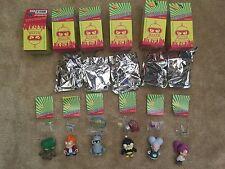 Kidrobot Futurama Series 1 Lot: SIGNED Bender, Fry, Nibbler, Leela, Mom, Morbo