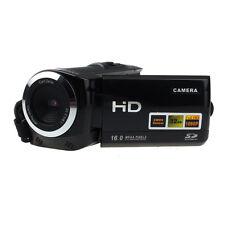 "Full HD 1080P Camera 16MP Video Recorder Camera 2.4"" LCD 8X Zoom Camcorders DV"