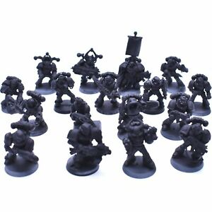 Tactical Captain Chaos Spare Parts Lot Space Marines Warhammer 40k