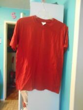 Jerzees Red Boys T Shirt  Size XL