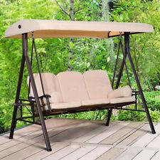 Metal Garden Chairs Swing Seats