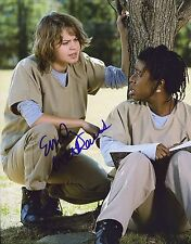 """EMILY ALTHAUS Authentic Hand-Signed """"ORANGE IS THE NEW BLACK""""  8x10 Photo"""