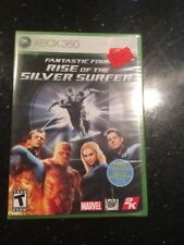Fantastic Four Rise Of The Silver Surfer Marvel XBOX 360 New Factory Sealed