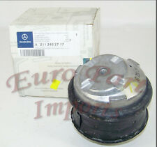 Mercedes-Benz W203 W211 W219 W209 W230 Engine Motor Mount Germany Genuine OE