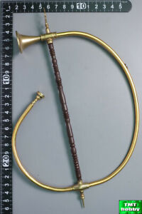 1:6 Scale HHModel HH18026 Rome Imperial Legion Trumpeter - Copper Horn