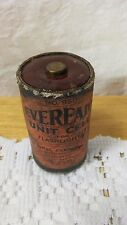VINTAGE 1920's EVEREADY UNIT CELL BATTERY FOR FLASHLIGHT NATIONAL CARBON CO.