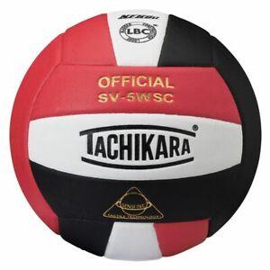 Tachikara Competiton Volleyball Indoor SV5WSC Sensi-Tec NFHS Comp Game Ball