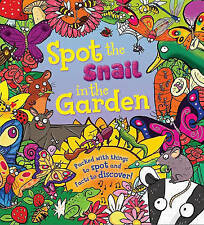 **NEW PB** Spot the Snail in the Garden by Stella Maidment