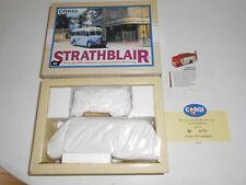 Rare Corgi/Mattel 97765 - Strathblair Coach & Van Set - Limited Edition