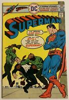 SUPERMAN #297. MARCH 1976. DC. FN. BAGGED & BOARDED. FREE P&P!