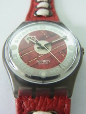 GM131 New Swatch - 1995 Athletics Shoe Lace Sport Wear Swiss Made Authentic
