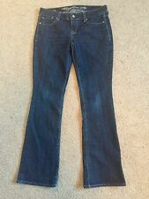 Express Woman's Bootcut Jeans Size 8. Please Read Details