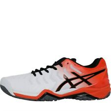 Asics  Gel Resolution 7 Lace Up Mens Trainers Sneakers White Size UK 7-10 N1013