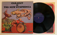 Caravan & The New Symphonia - 1974 US 1st Press PS 660 (NM) Ultrasonic Clean