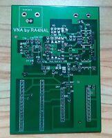 PCB for Vector Network Analyzer for HF antennas (miniVNA 1-30 MHz)