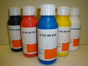 BOUNCY CASTLE PVC PAINT SIgnwriters Kit - direct from the MANUFACTURER......!!