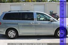 GTG 2005 - 2010 Honda Odyssey 4PC Chrome Stainless Steel Pillars Posts