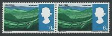 1966 Landscapes 6d (Phos) - Listed  Flaw AN for AND - MNH