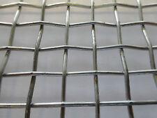 Drahtgewebe, Siebgewebe, Gewebe, W 10 mm, D 1,8 mm, verzinkt, 38,00 Euro/lfdm