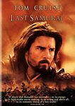 The Last Samurai (DVD New) Tom Cruise*Ken Watanabe WS