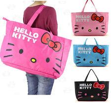 HelloKitty Travel Luggage Big Bag Totes Shoulder Shopping Handbag 4 Colors