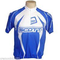 SCOTT abbigliamento ciclismo bici bike short jersey maglia corta mtb corsa wear