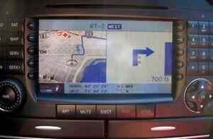 DVD de navigation Mercedes Comand APS NTG1 V19 2019