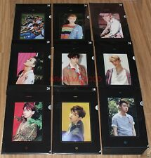 EXO KO KO BOP SMTOWN COEX Artium SUM OFFICIAL GOODS ALL L-HOLDER CLEAR FILE SET