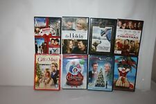 LOT 8 DVD Christmas Wish Gift Magi Heart of Mr St Nick Dog Name Hoilday & More