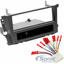 Scosche Single Din Aftermarket Car Stereo Install Kit for 1999-03 Acura TL/CL