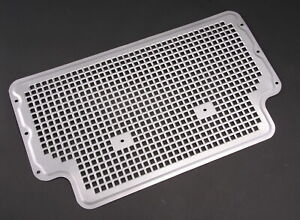 Heritage Front Grille for Land Rover Defender Series -SILVER for non-A/C vehicle