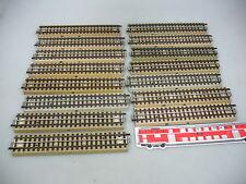 AI115-1# 15x Märklin H0/00 Gleisstück (M-Gleis, gerade) f. 3600/800, sehr gut