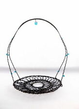 Art Deco Style Decorative Baskets with Handle