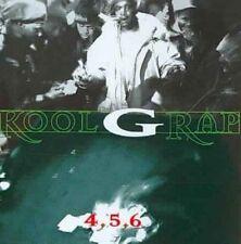 Kool G Rap - 4 5 6 CD Columbia