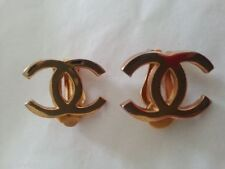 CHANEL Costume Earrings