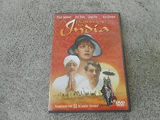 PEGGY ASHCROFT-JUDY DAVIS-ALEC GUINNESS-A PASSAGE TO INDIA-DVD-REGION 1-LN