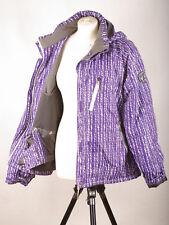 P830/50 Tog 24 Viola Tessuto milatex tczthermal Ski Jacket, UK 12/14 EURO 38/40