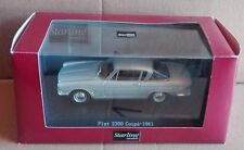 "DIE CAST "" FIAT 2300 COUPE' - 1961 GREY "" STARLINE SCALA 1/43"