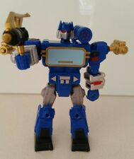 "Transformer Mashers Soundwave 6"" SuperHero Figure (New Without Tags or Box)"