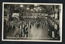 C1930s View: People Dancing at Empress Ballroom, Winter Gardens, Blackpool