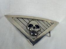The Phantom Belt Buckle Replica, Silver
