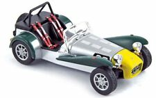 NOREV - 270211 CATERHAM SUPER SEVEN 1979 ALU GREEN + YELL  COLOUR 1:43 SCALE.